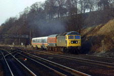 APT-P Test Train at Chesterfield © Phil Sangwell