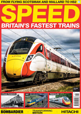 SPEED - Britain's Fastest Trains